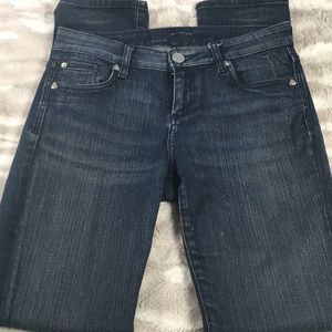 KUT from the Kloth straight jeans 2